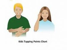 boy and girl tapping